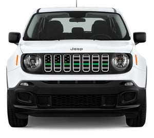American Tactical Thin Green Line Grille Insert