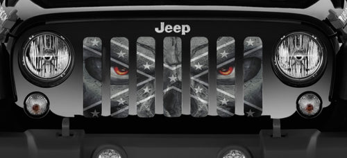 Rebel Wrath Grille Insert