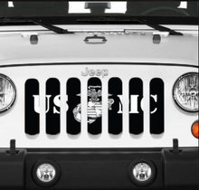 Motivated USMC Grille Insert