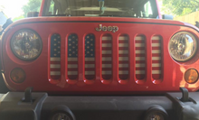Old Glory Grille Insert