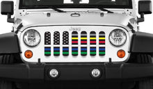 6 for the 6 Jeep grill insert