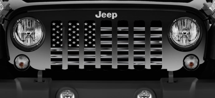 American Stealth Tactical Jeep Grille Insert
