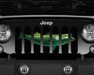 Striped Bass Grille Insert