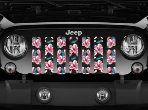 Summer Breeze Jeep Grille Insert