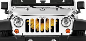 Sunny Side Up Sunflower Grille Insert