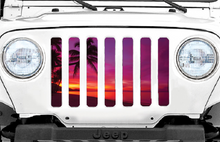 Just Beachy Jeep Grille Insert