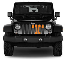 Tennessee Orange T Grille Insert