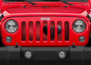 Tainted Love Jeep Grille Insert