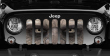 Walking Dead Jeep Grille Insert