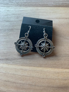 Jeep Compass Earrings