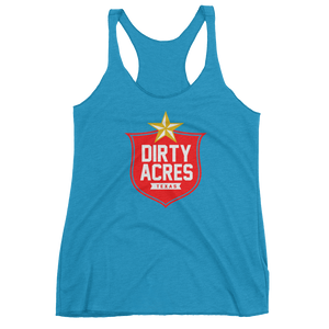 Lone Dirty Acres Women's Racerback Tank