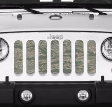 Air Force Jeep grill insert