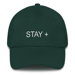 Stay + Dad hat