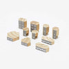 Blockitecture Brutalism Building Block Set Pieces