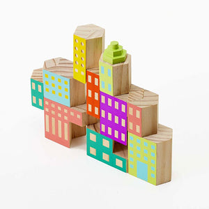 Blockitecture Deco Building Block Set
