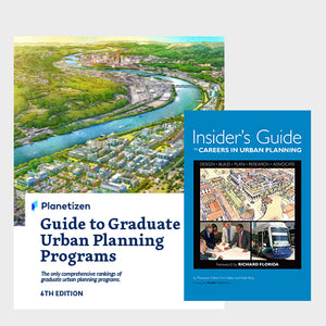 Guide to Graduate Urban Planning Programs and the Insider's Guide to Careers in Urban Planning