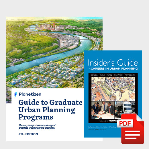 Guide to Graduate Urban Planning Programs and the Insider's Guide to Careers in Urban Planning PDFs