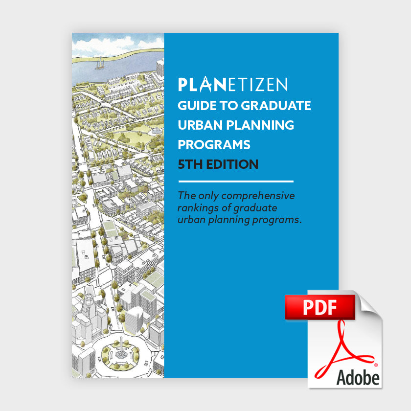 Guide to Graduate Urban Planning Programs - 5th Edition PDF