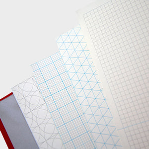 Grids and Guides Notebook Pages