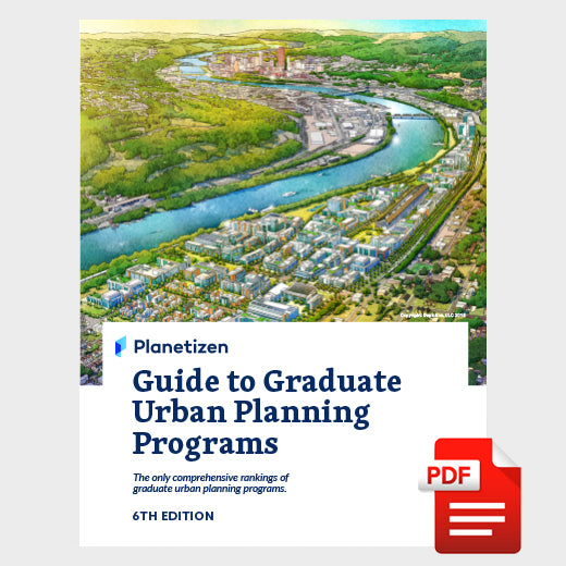 Guide to Graduate Urban Planning Programs - 6th Edition PDF cover