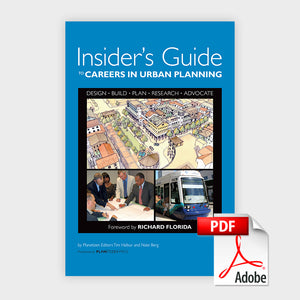 Insider's Guide to Careers in Urban Planning Cover PDF
