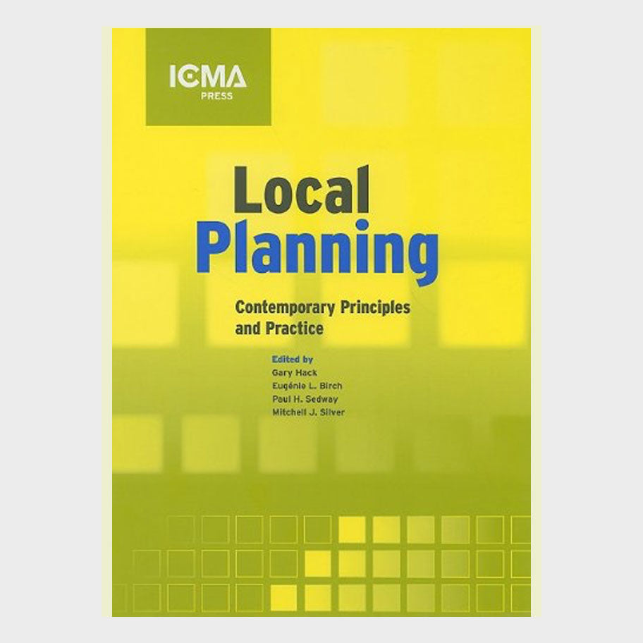 Local Planning: Contemporary Principles and Practice Cover