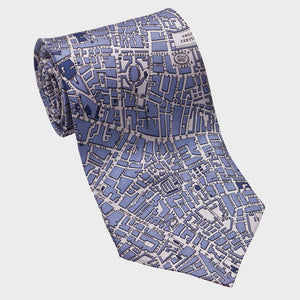 City Necktie London Blue