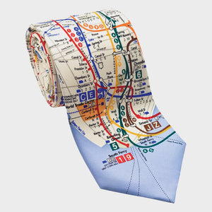City Necktie New York City Transit
