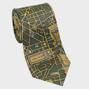 City Necktie Paris Green