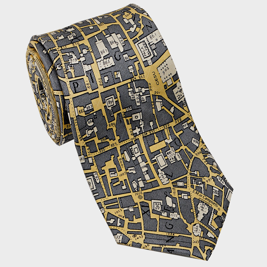 City Necktie - Rome