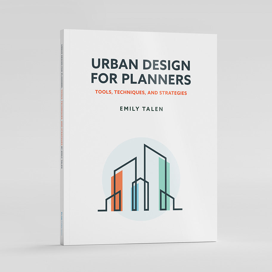 Urban Design for Planners Emily Talen Book Cover