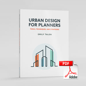Urban Design For Planners Tools Techniques And Strategies Pdf Planetizen Store