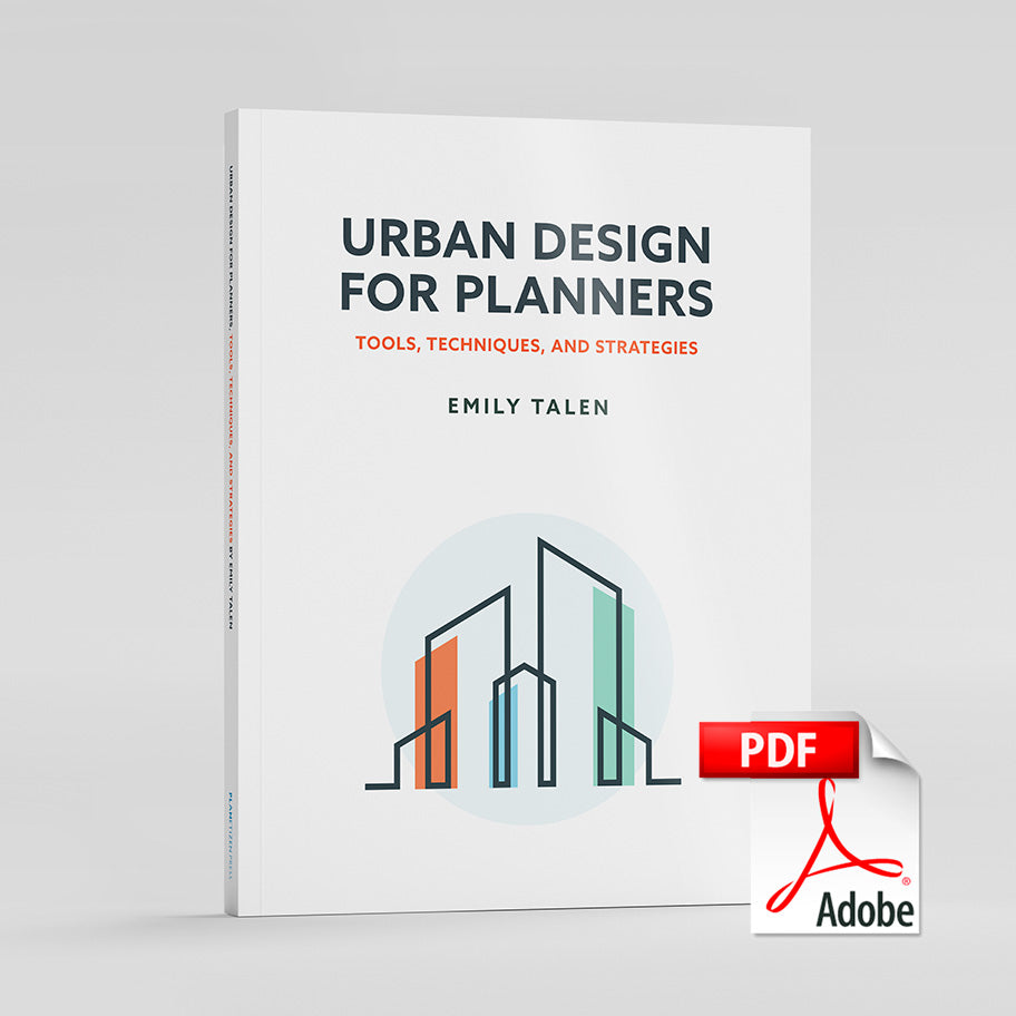 Urban Design for Planners Cover PDF