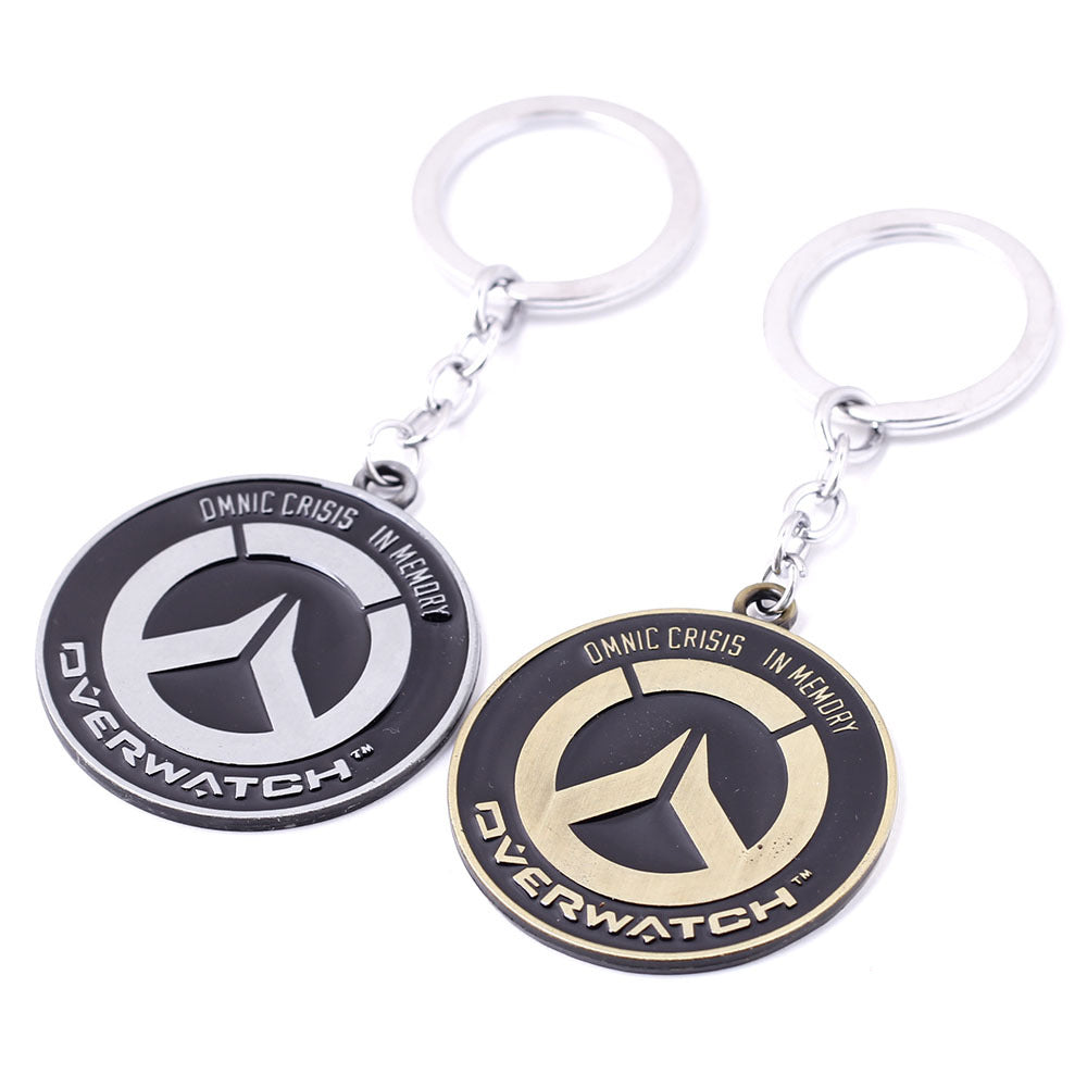 Overwatch LOGO Necklaces
