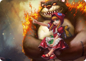 Red Riding Annie