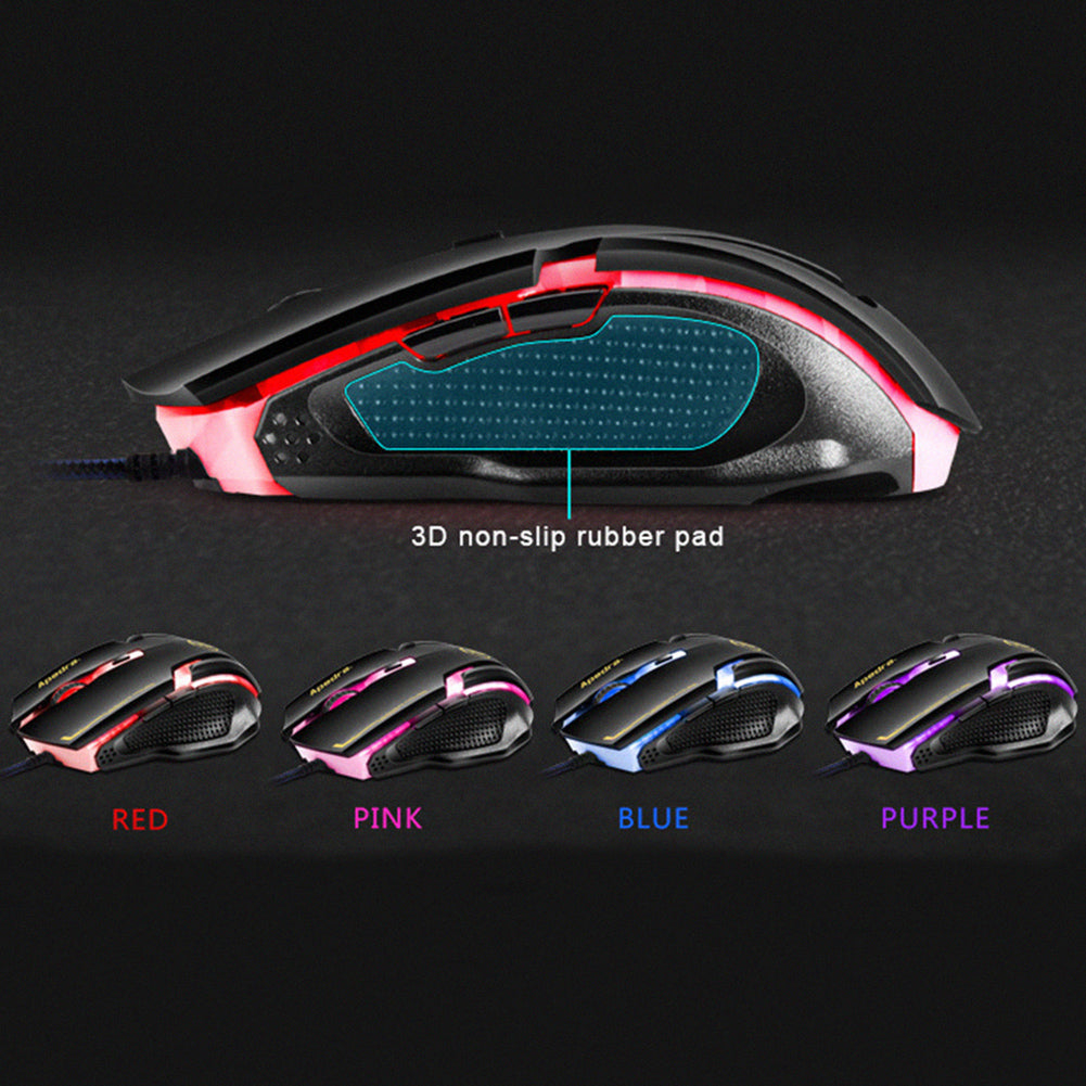 Apedra Adjustable Gaming Mouse
