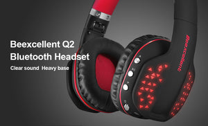 Beexcellent Q2 Wireless Gaming Headset | Surround Stereo