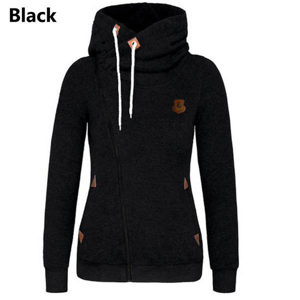 Long Sleeve Hooded Jacket - Jumper