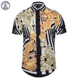 Palace Golden Flowers Shirt - Offy'z6