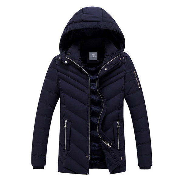 Casual Winter Warm Jacket
