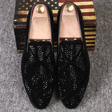 Luxury Handmade Leather Loafers - Offy'z6