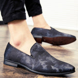 Breathable Slip on Loafers - Offy'z6