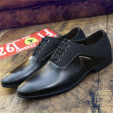 Breathable Oxfords Flats Wear - Offy'z6