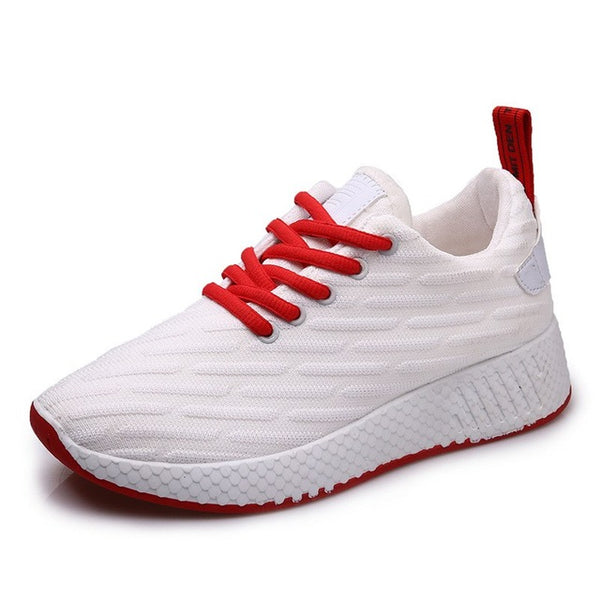 Mesh Breathable Women Running Shoes