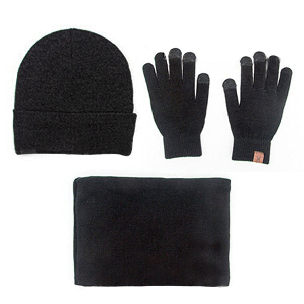 Unisex Thick Gloves Set