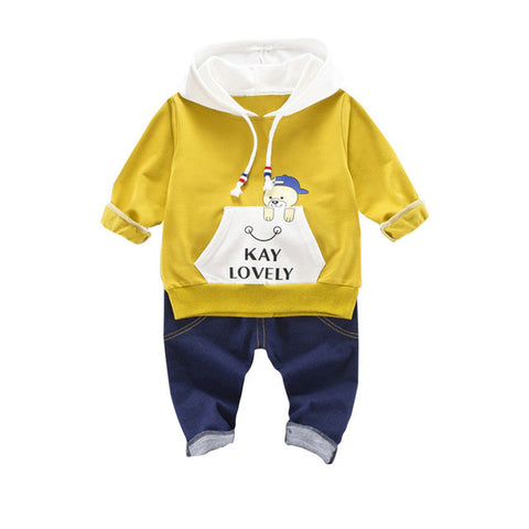 2pcs Set Baby Clothes