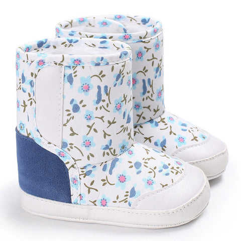 Anti-Slip Camouflage Baby Snow Boots