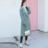 Thicken Long Lapel Jacket - Offy'z6