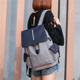 Unisex Multifunctional  Rucksack Travel Backpack - Offy'z6