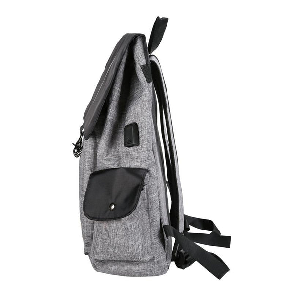 Unisex Multifunctional  Rucksack Travel Backpack